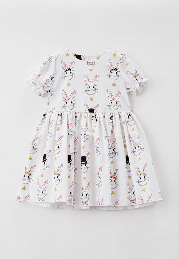 Платья для девочки Ete Children цвет белый