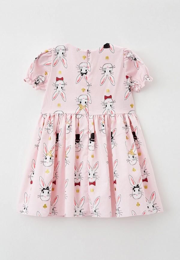 Платья для девочки Ete Children цвет розовый  Фото 2