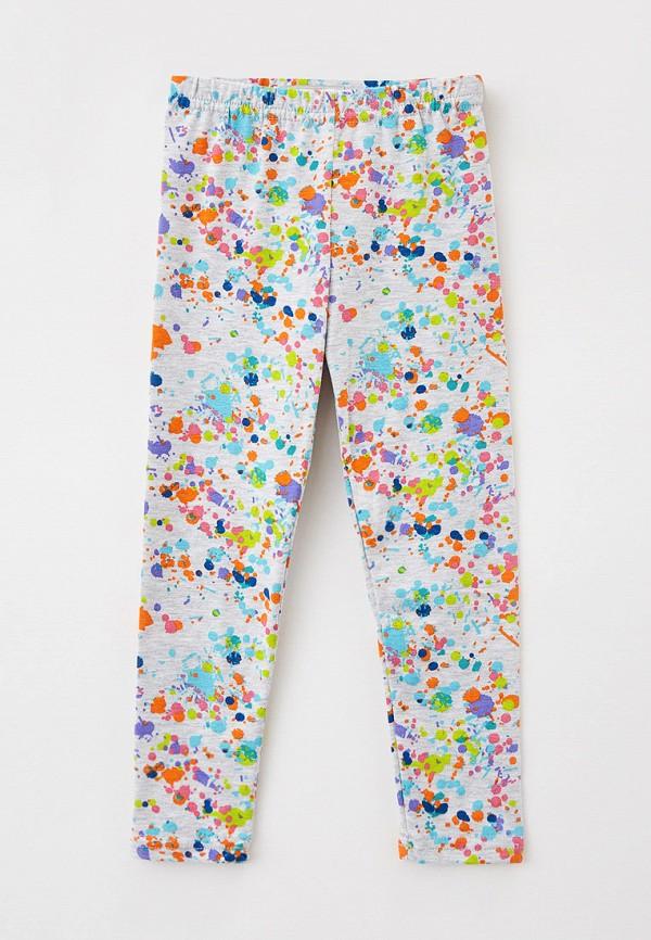 Леггинсы для девочки Ete Children цвет разноцветный