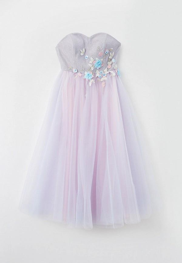 Платья для девочки Choupette цвет фиолетовый