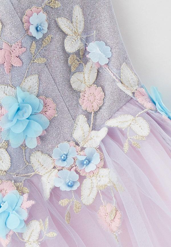 Платья для девочки Choupette цвет фиолетовый  Фото 3