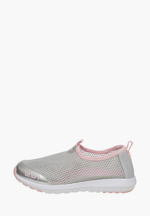 Кроссовки для девочки Mursu цвет серый