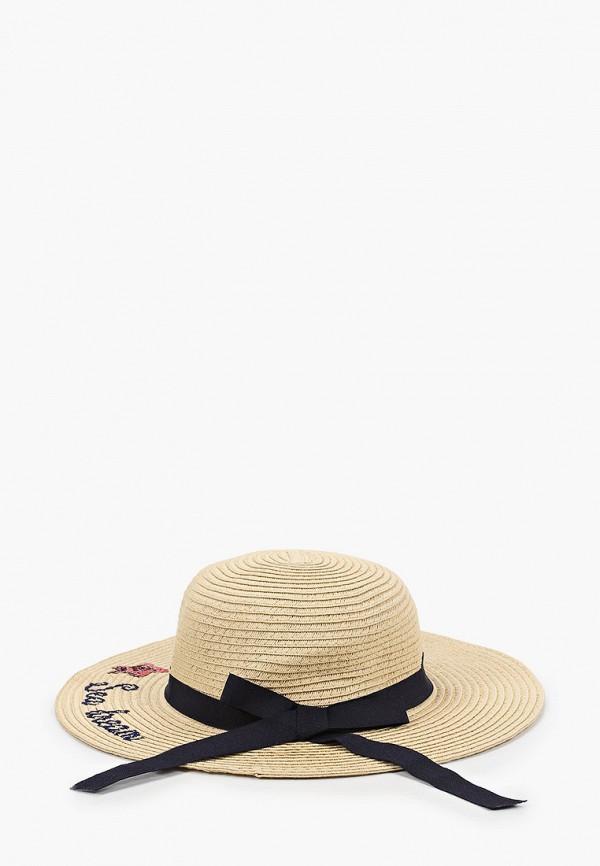 Шляпа детская PlayToday цвет бежевый  Фото 2