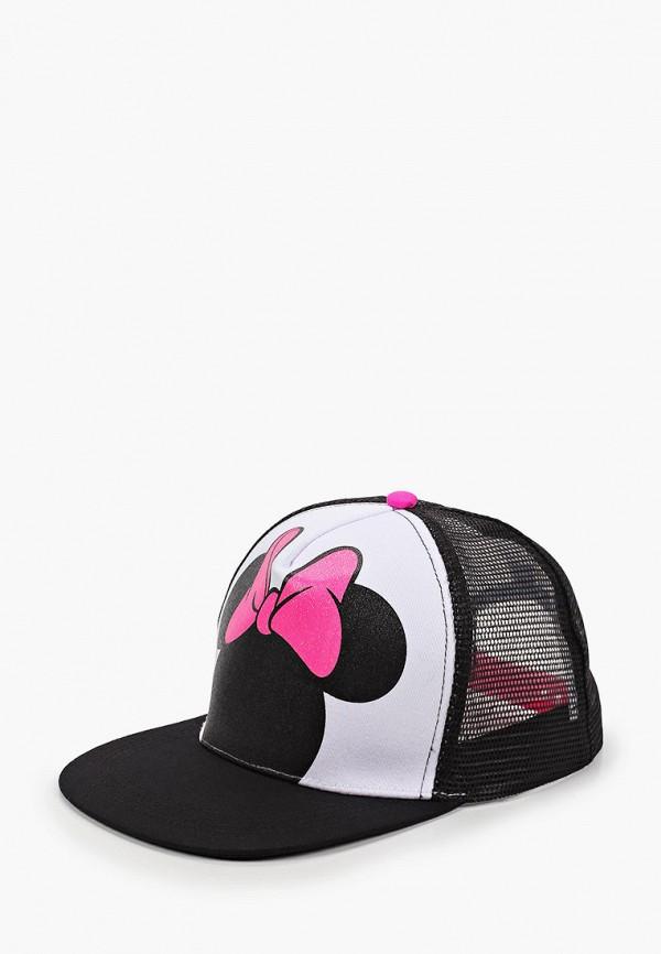 Детская бейсболка PlayToday цвет черный