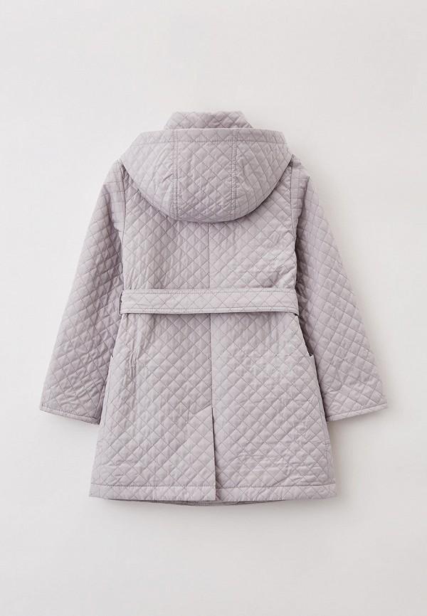 Куртка для девочки утепленная Артус цвет серый  Фото 2