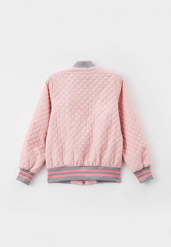 Куртка для девочки утепленная Артус цвет розовый  Фото 2