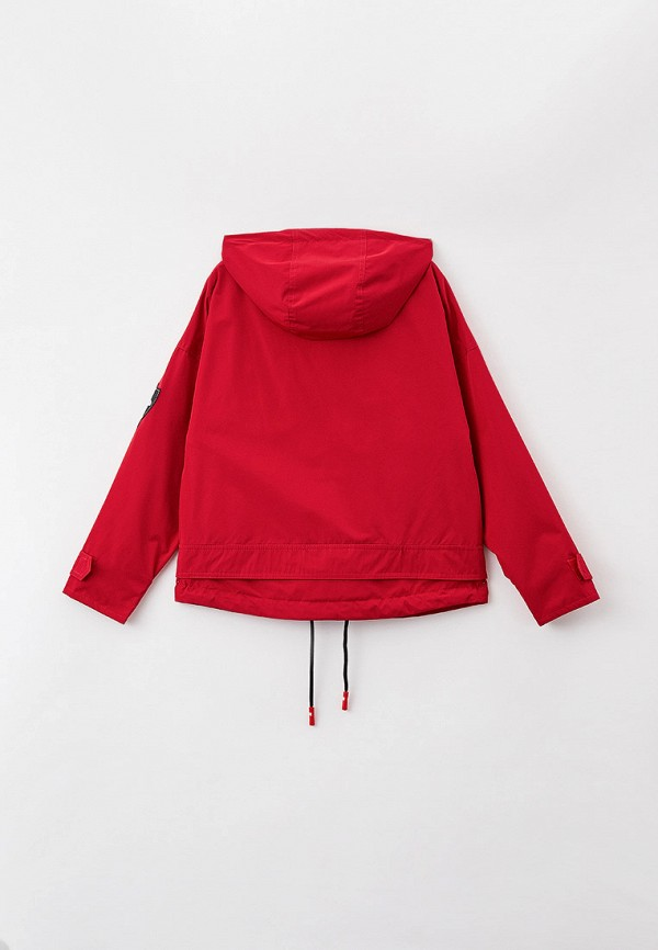 Куртка для девочки Артус цвет красный  Фото 2