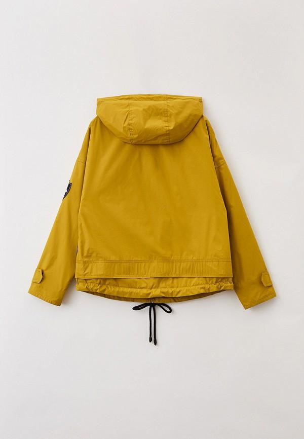 Куртка для девочки Артус цвет желтый  Фото 2
