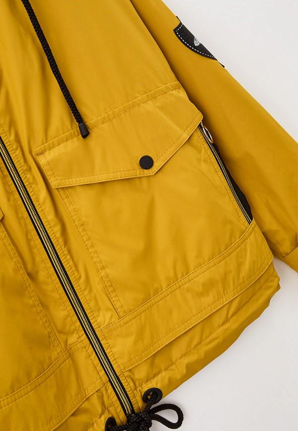 Куртка для девочки Артус цвет желтый  Фото 3