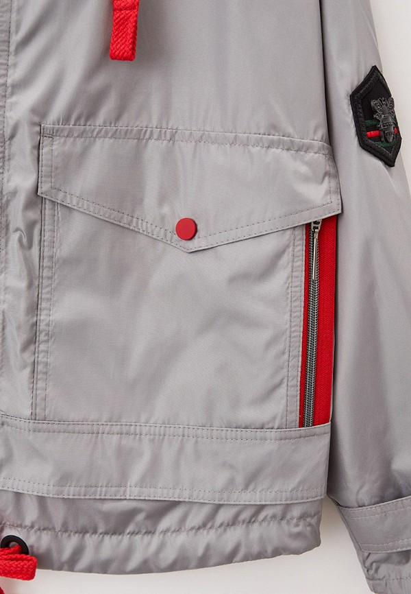 Куртка для девочки Артус цвет серый  Фото 3