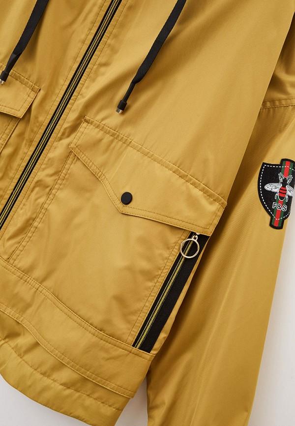 Куртка для девочки Артус цвет зеленый  Фото 3
