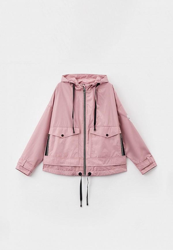 Куртка для девочки Артус цвет розовый