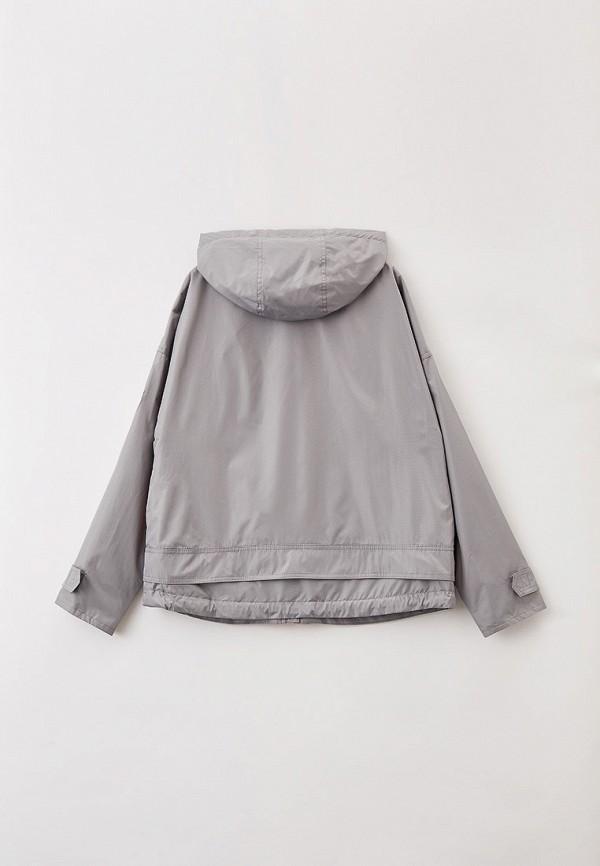 Куртка для девочки Артус цвет серый  Фото 2