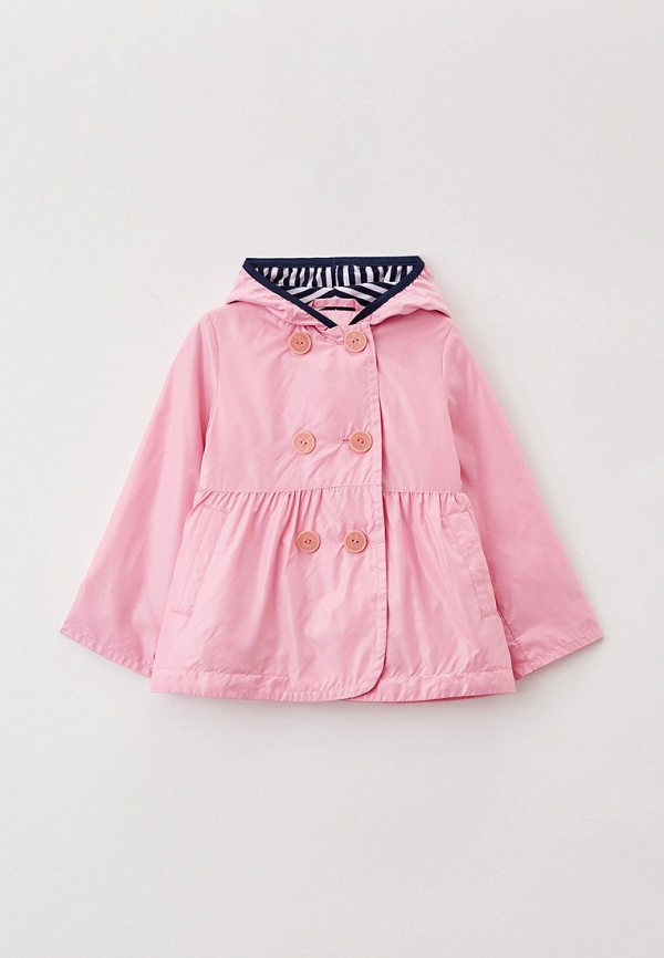 легкие куртка артус для девочки, розовая