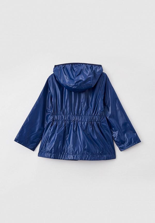 Куртка для девочки Артус цвет синий  Фото 2