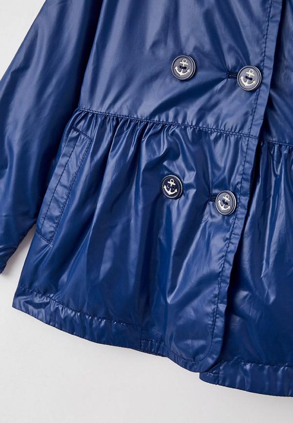 Куртка для девочки Артус цвет синий  Фото 3