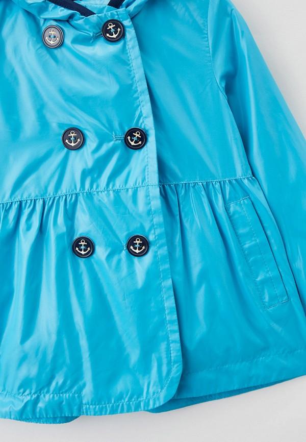 Куртка для девочки Артус цвет голубой  Фото 3