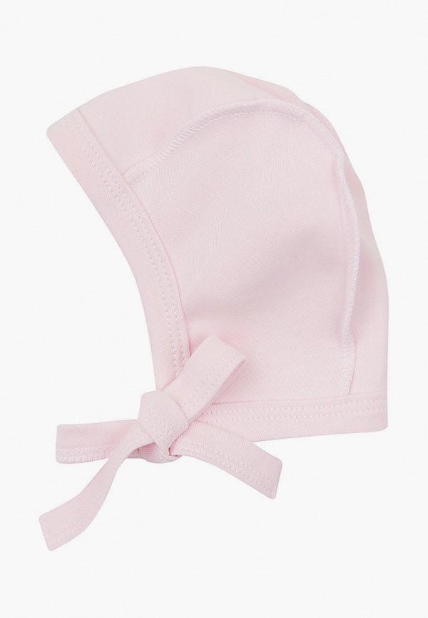 шапка timi tex для девочки, розовая