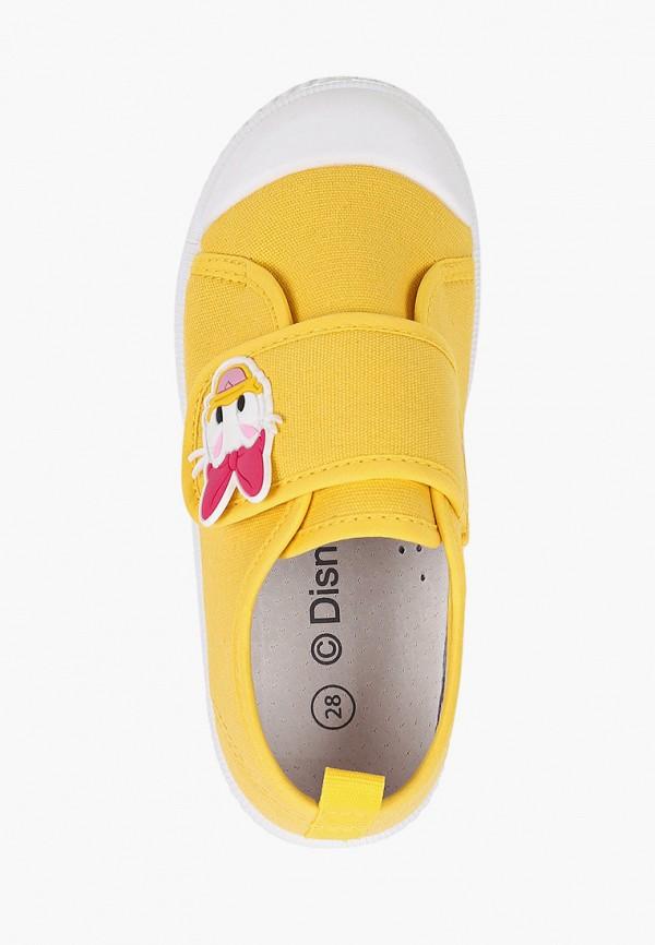 Кеды для девочки PlayToday цвет желтый  Фото 4