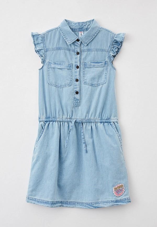 Платье джинсовое Coccodrillo
