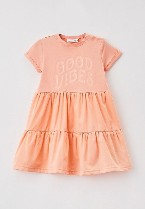 повседневные платье coccodrillo для девочки