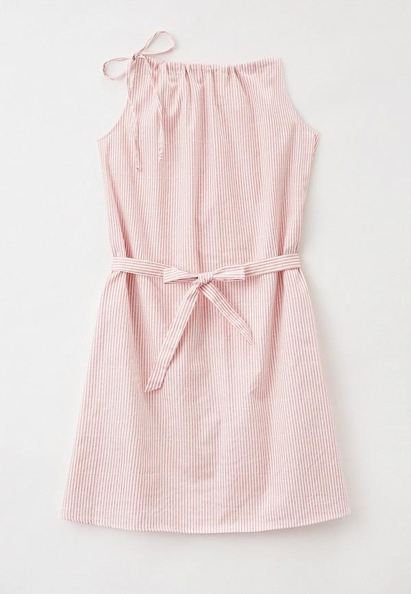 Сарафан Naturel цвет розовый