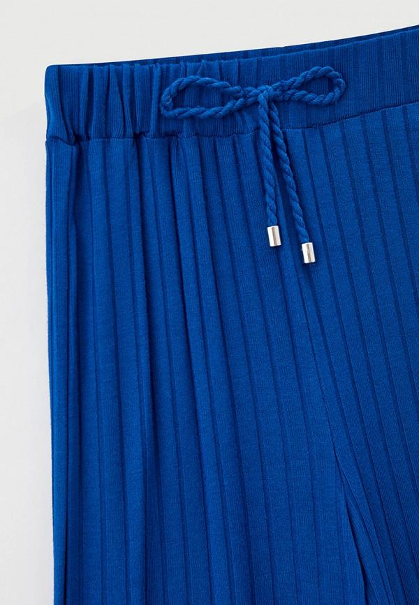 Брюки для девочки Acoola цвет синий  Фото 3