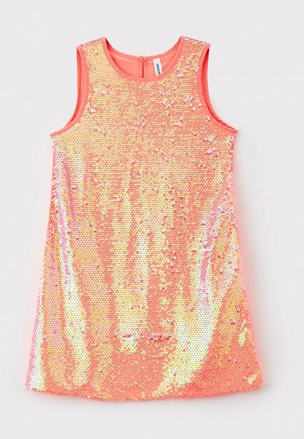 Платья для девочки Acoola цвет коралловый