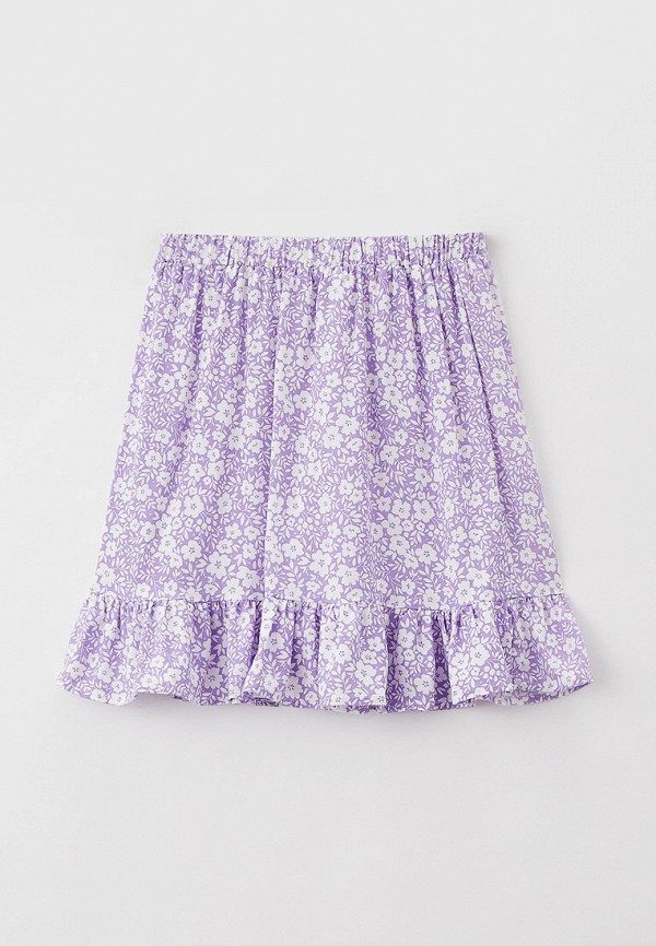 Костюм для девочки DeFacto цвет фиолетовый  Фото 4