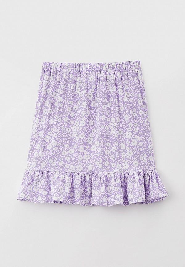 Костюм для девочки DeFacto цвет фиолетовый  Фото 5