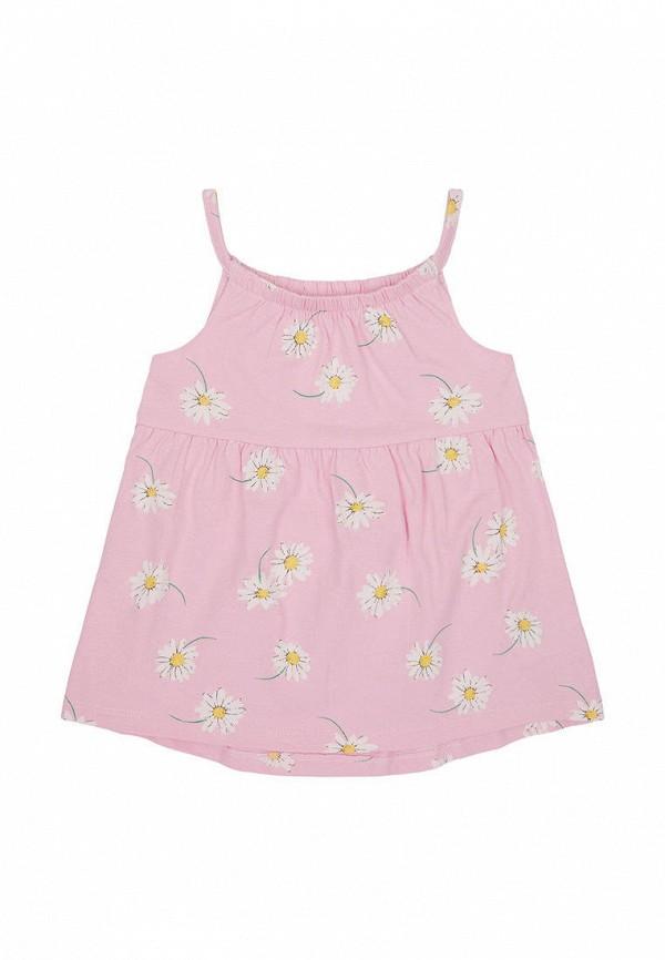 топ mothercare для девочки, розовый