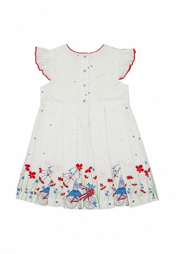 Платья для девочки Mothercare цвет белый  Фото 2