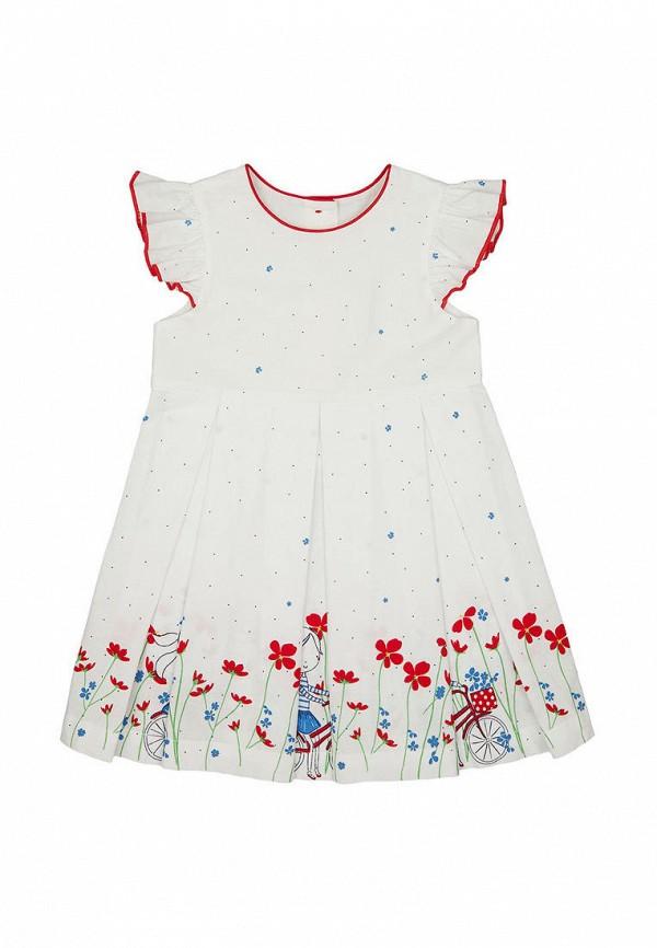 Платья для девочки Mothercare цвет белый
