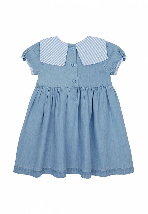 Платья для девочки Mothercare цвет голубой  Фото 2