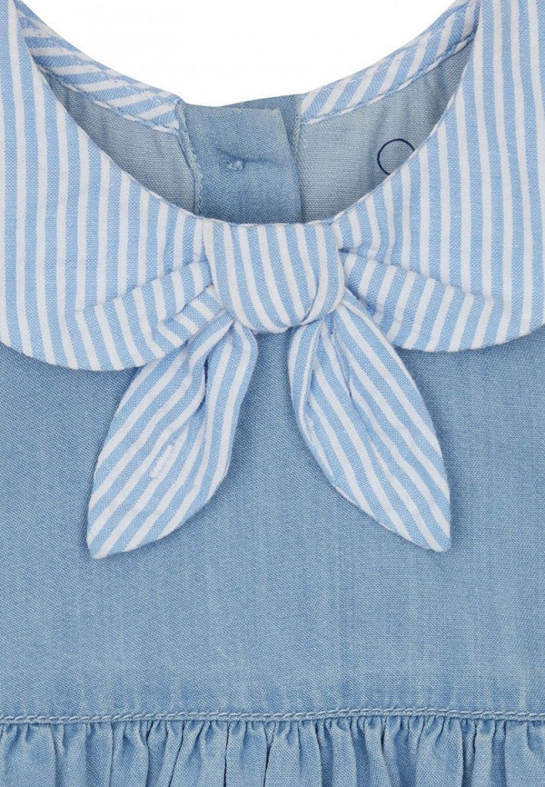 Платья для девочки Mothercare цвет голубой  Фото 3
