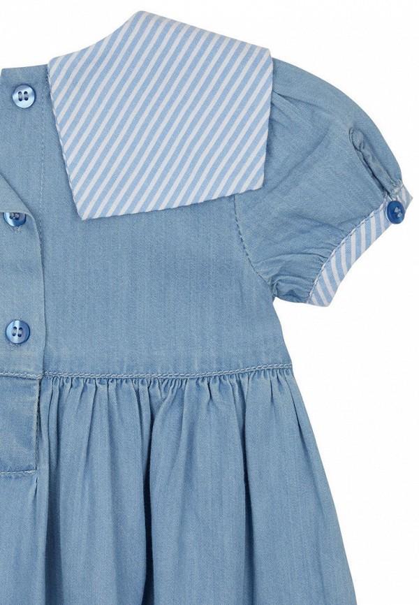 Платья для девочки Mothercare цвет голубой  Фото 4