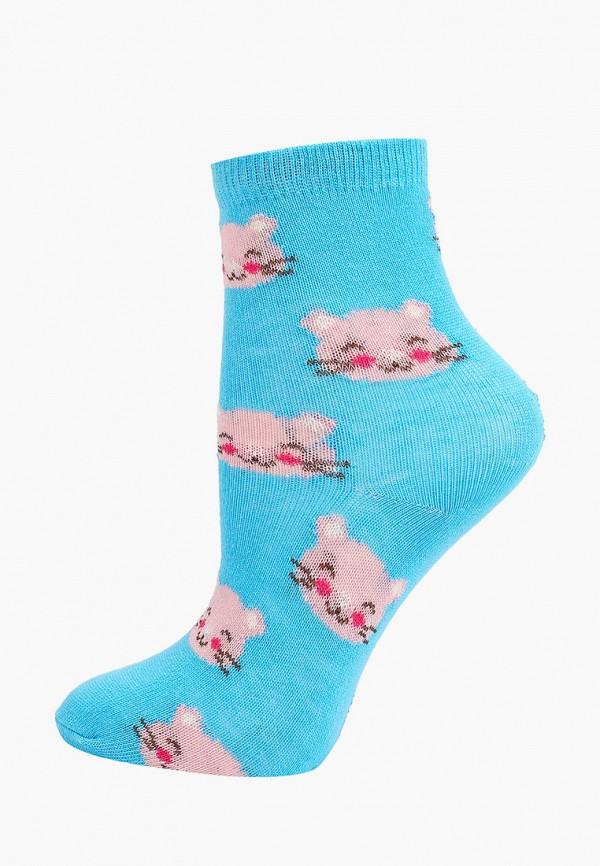 Носки для девочки 6 пар DeFacto цвет разноцветный  Фото 4