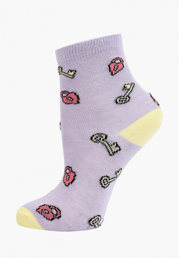 Носки для девочки 6 пар DeFacto цвет разноцветный  Фото 6