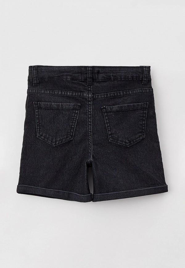 Шорты для девочки джинсовые DeFacto цвет серый  Фото 2