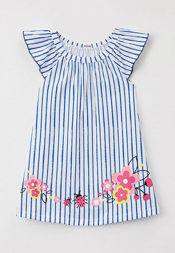 Платья для девочки Youlala цвет белый