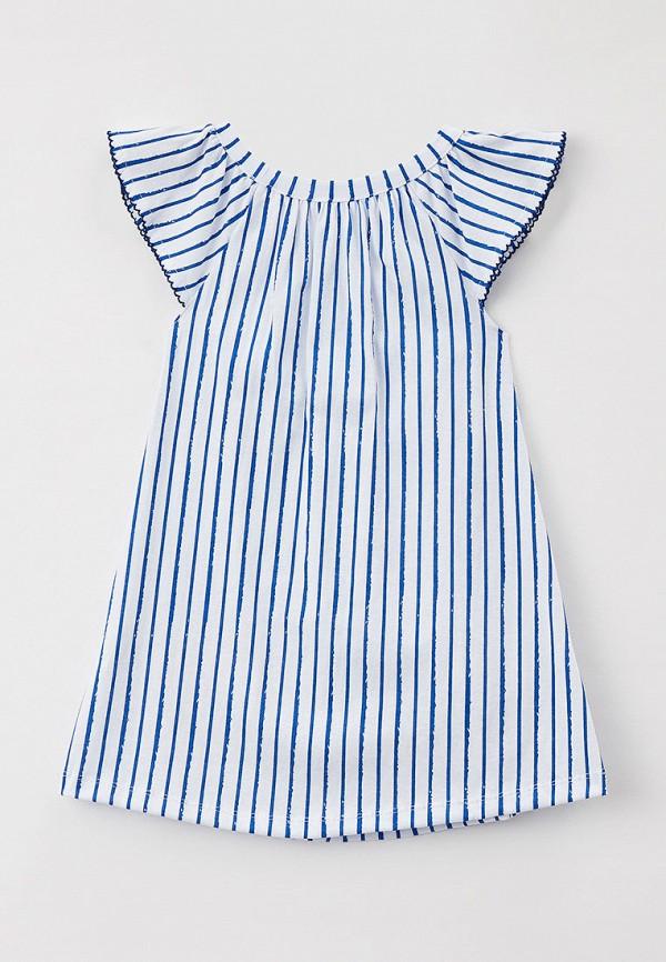 Платья для девочки Youlala цвет белый  Фото 2