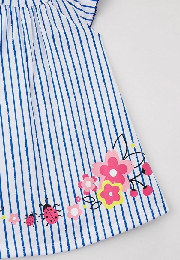 Платья для девочки Youlala цвет белый  Фото 3