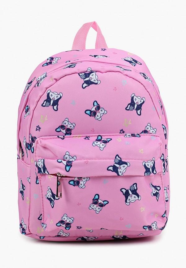 рюкзак mursu для девочки, розовый