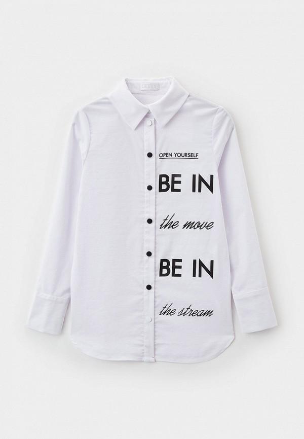 Рубашка для девочки Letty цвет белый