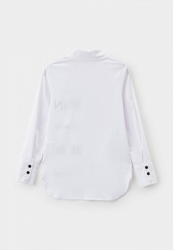 Рубашка для девочки Letty цвет белый  Фото 2