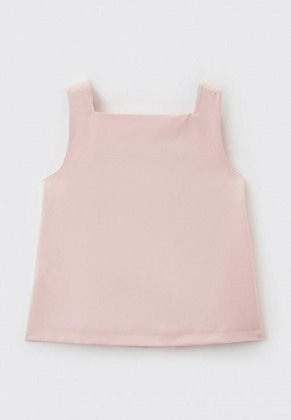 Блуза Letty цвет розовый  Фото 2
