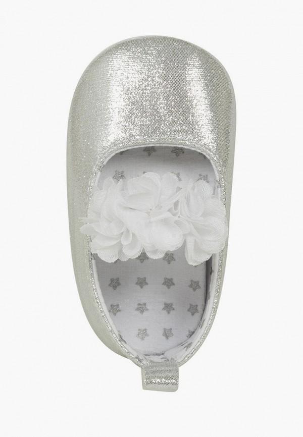 Туфли для девочки Mursu цвет серебряный  Фото 2