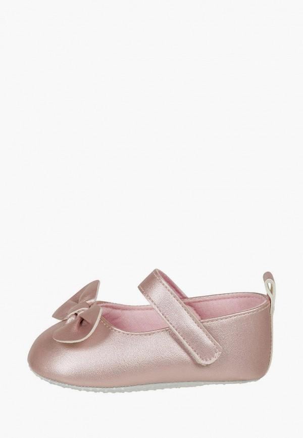 Туфли для девочки Mursu цвет розовый