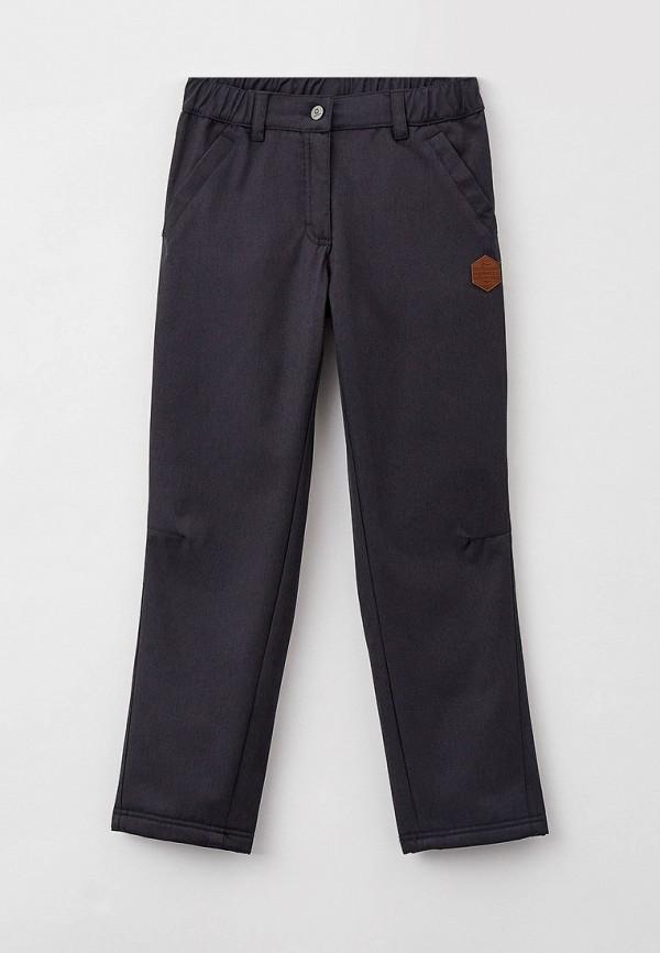 утепленные брюки merrell для девочки, серые