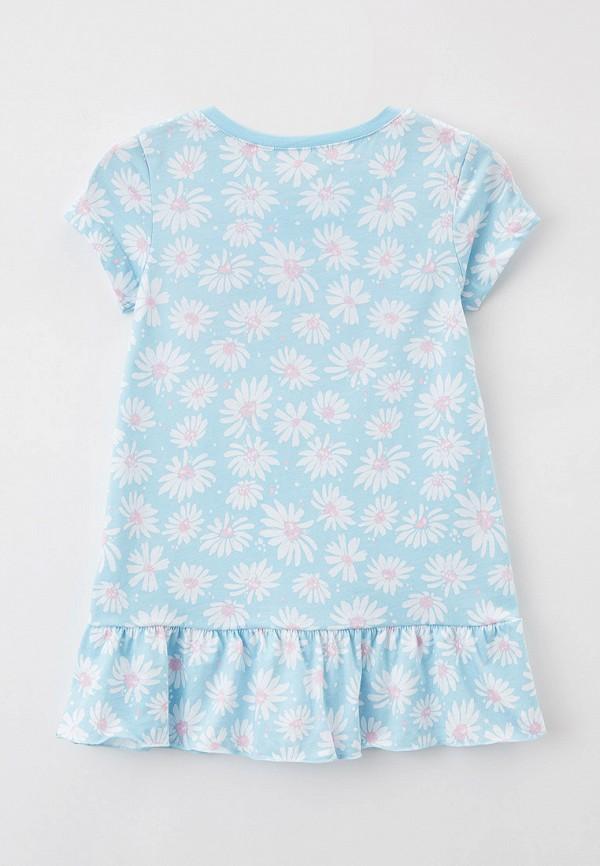 Сорочка ночная Mark Formelle цвет голубой  Фото 2